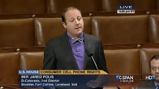 Colorado Congressman Flips Out In Marijuana Debate