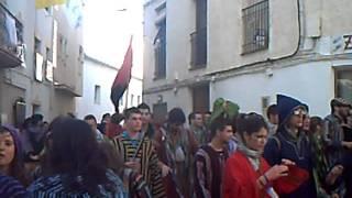 Pasacalles Moros y Cristianos 2011 Cúllar (Granada)