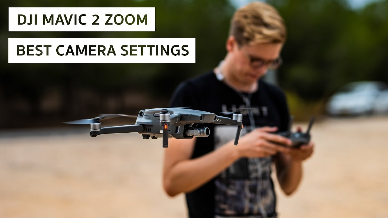 Best Camera Settings For Cinematic Films | DJI Mavic 2 Zoom