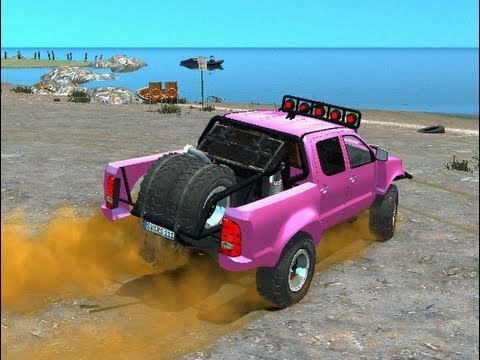 Gta 4 toyota hilux monster buggy youtube sciox Choice Image