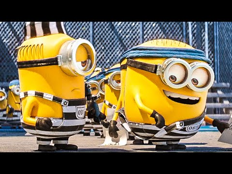 Thumbnail: DESPICABLE ME 3 All Trailer + Movie Clips (2017) Minions