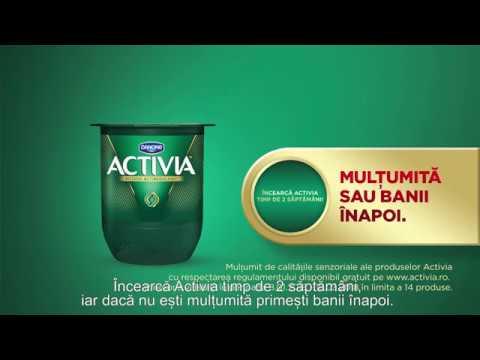 activia revizuirea în greutate)