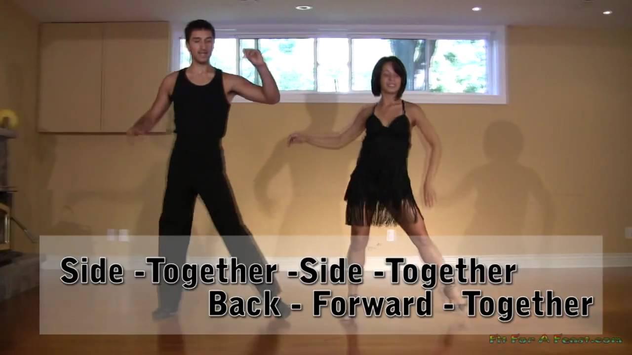 The Cha Cha Dance Lesson