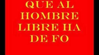 Himno de La Internacional