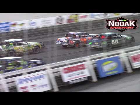 Nodak Speedway IMCA Hobby Stock A-Main (7/1/18)