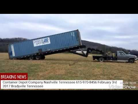 Feb. 3, 2017 bradyville Tennessee 40 foot standard install