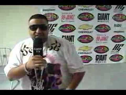 Chop TV @ Spring Fest With all the stars part 1
