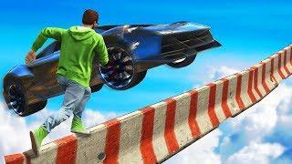 БЕГУНЫ vs. ТАШКИ КАКАШКИ НА ТОП DEATHRUN! (GTA 5 Смешные Моменты)