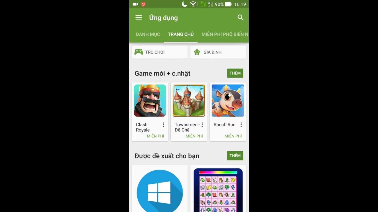 9mobi.vn - Cách mua ứng dụng app trên Google Play bằng tài khoản Viettel -  YouTube