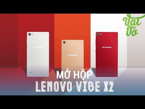 """Vật Vờ - Lenovo Vibe X2: 5"""" Full HD, Meditek 8 nhân, giá ~5tr"""