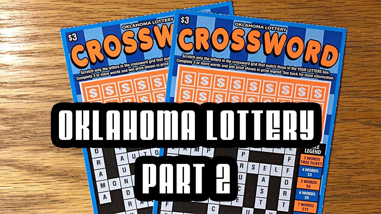 Oklahoma lottery scratch offs