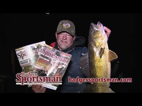 Multispecies Fishing in Waukesha County and the Wisconsin River-Larry Smith Outdoors -