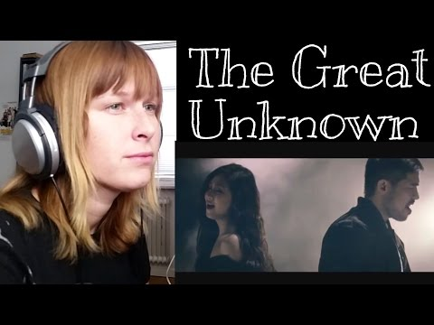 SARAH GERONIMO FEAT HALE - THE GREAT UNKNOWN   REACTION