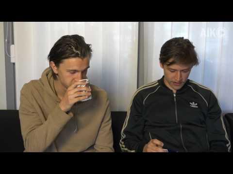 Duellen med Thern och Olsson, del 1