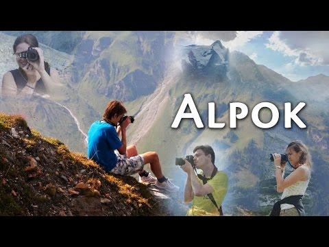 Irány az Alpok! [Terepen]