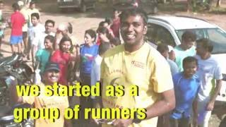 Hyderabad Anniversary Run 2016 with Fast&Up