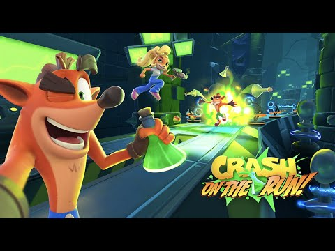Crash Bandicoot: On the Run! | Gameplay | Coming Spring 2021