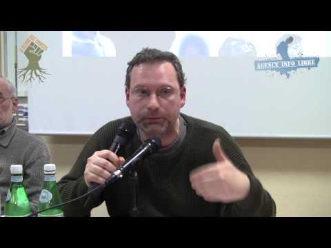 Conférence Neuro-Pirates, Neuro-Esclaves partie 1 : Intervention de Lucien Cerise