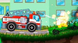 Мультики Мультфильмы для детей. Пожарные машины в мультике Работа пожарной службы. Смотреть мультики(Предлагаем вашему вниманию новый мультфильм для детей про пожарные машины. Сегодня мы вместе увидим как..., 2016-04-05T10:30:00.000Z)
