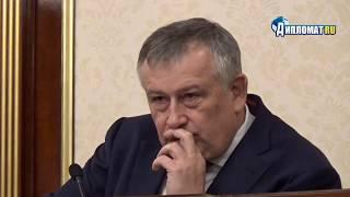 Александр Дрозденко: «У меня есть идея акционирования ФК Тосно»