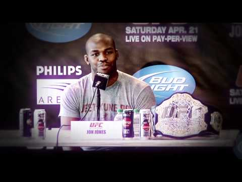UFC 145 Main Event: Jon Jones vs Rashad Evans