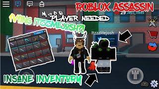 Jayz LittyTV Vs ITzzMeJosh?! | ROBLOX Assassin