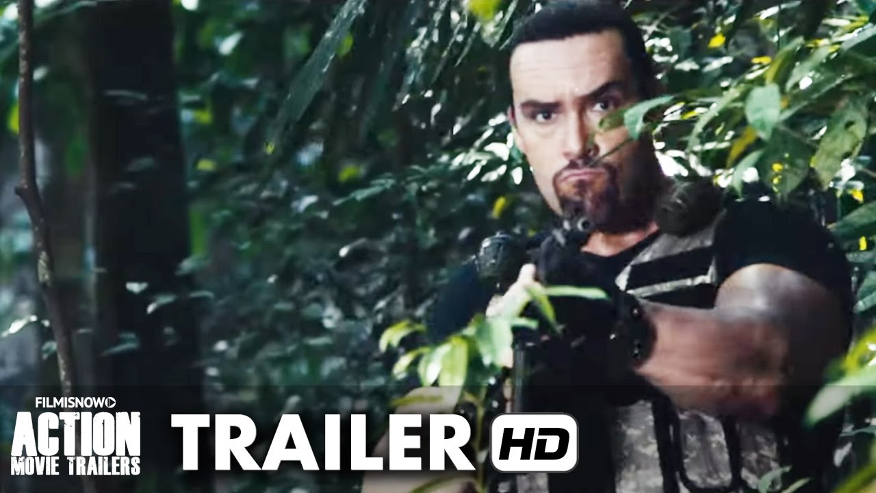 Showdown in Manila Official Trailer -  Alexander Nevsky Action Movie [HD]