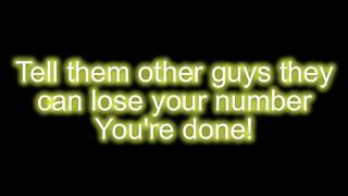 Jason Derulo   It Girl + Lyrics on Screen HD NEW SINGLE SONG 2011