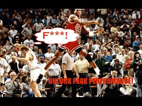 Michael Jordan | Flow State - Unlocking Peak Performance!