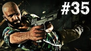 Max Payne 3 - Gameplay Walkthrough - Part 35 - RICH PEOPLE FLYING AWAY (Xbox 360/PS3/PC) [HD]