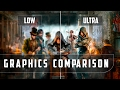 Assassin's Creed Syndicate – PC - Low vs Ultra - Graphics Comparison - Frame Rate Test