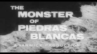 Monster of Piedras Blancas (1959) Trailer