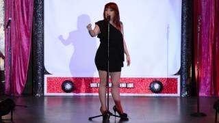 Audición academia de canto Ana Mª Abril 2015   Lola Viar   A que no te vas