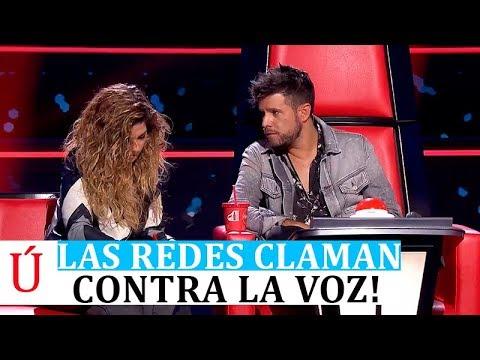 INDIGNACIÓN | La Voz esconde esto de Miriam y Pablo López y los fans de Operación Triunfo estallan