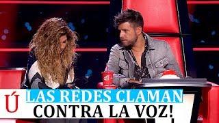 INDIGNACIÓN   La Voz esconde esto de Miriam y Pablo López y los fans de Operación Triunfo estallan