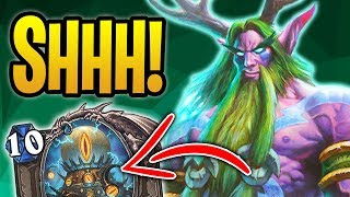 The SECRET WIN CONDITION They Never Expected! | Triple Threat Druid | Boomsday Project | Hearthstone