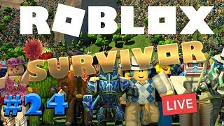 Roblox SURVIVOR   #24   With Lymon, Soul, Farcry, and Jack