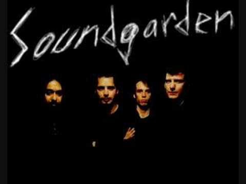 Soundgarden  The Day I Tried To  Studio Versi