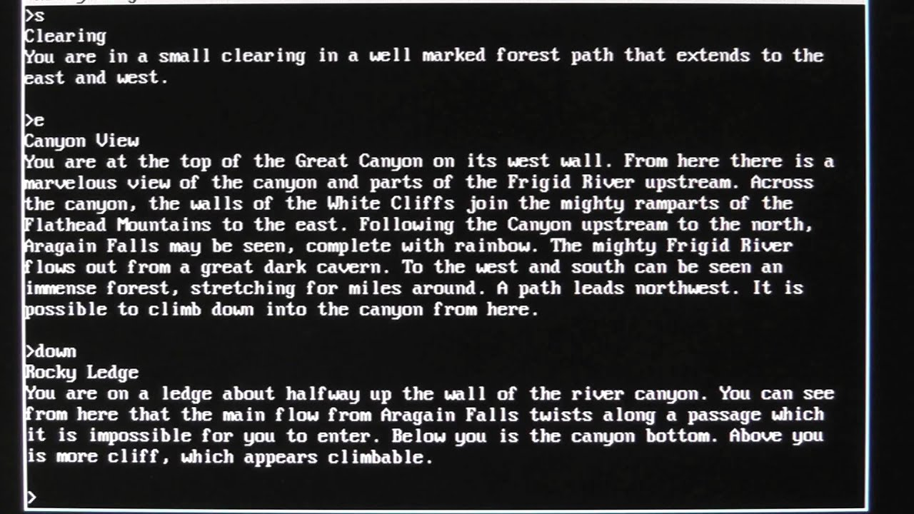 Zork I (Gameplay Part 1) - Whispered Retro Gaming for ASMR & Relaxation