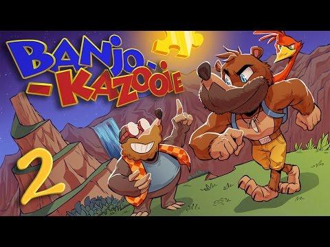 Super Banjo Bros. #2 - A Trip to the Beach