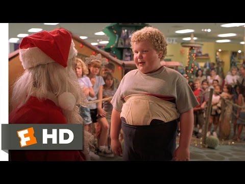 Bad Santa (7/12) Movie CLIP - Santa's Fatherly Advice (2003) HD