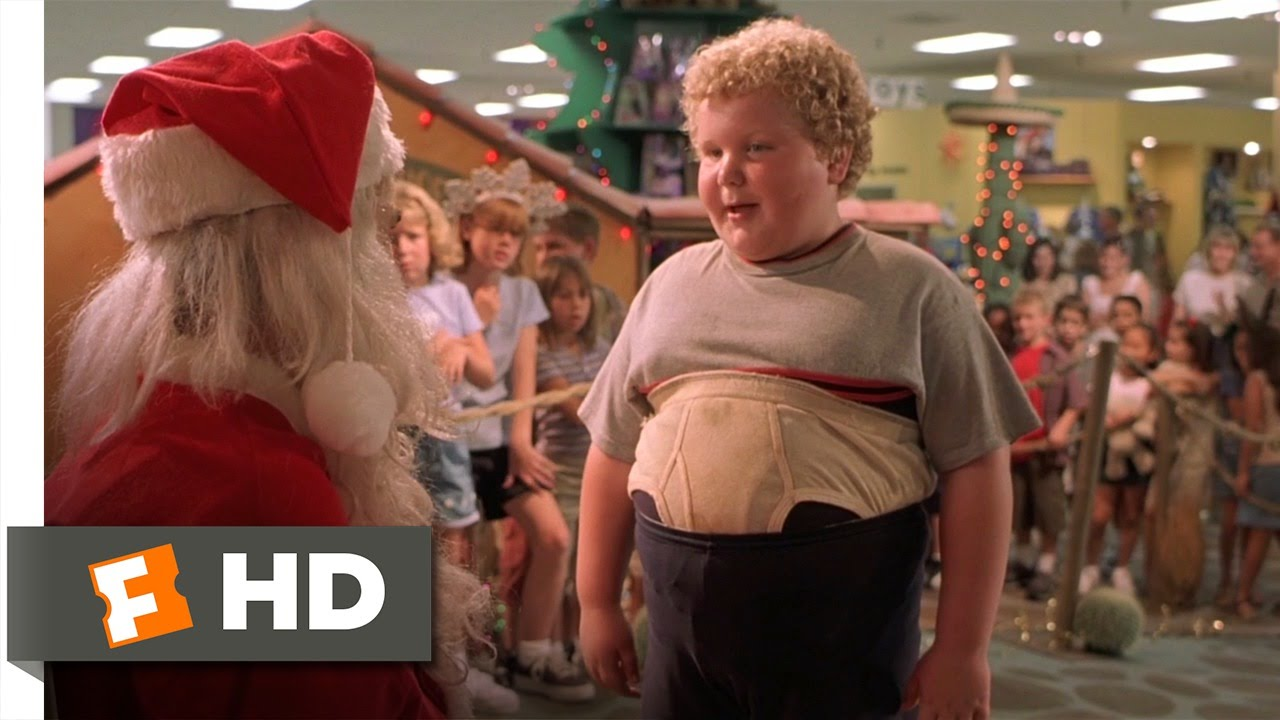 Bad Santa 712 Movie Clip Santas Fatherly Advice 2003 Hd