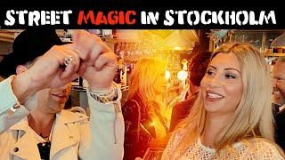 PARTY MAGIC IN STOCKHOLM -Julien Magic
