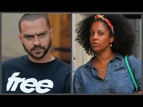 Jesse Williams ls PAYlNG THE PRICE For Wanting To Be Happy