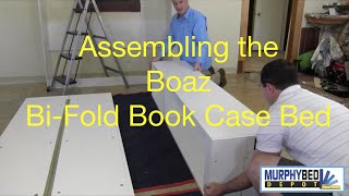 Boaz Bed How-to Instructions