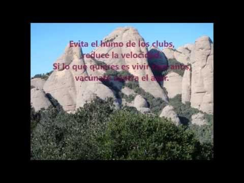 pastillas para no soñar Joaquín Sabina - con letra