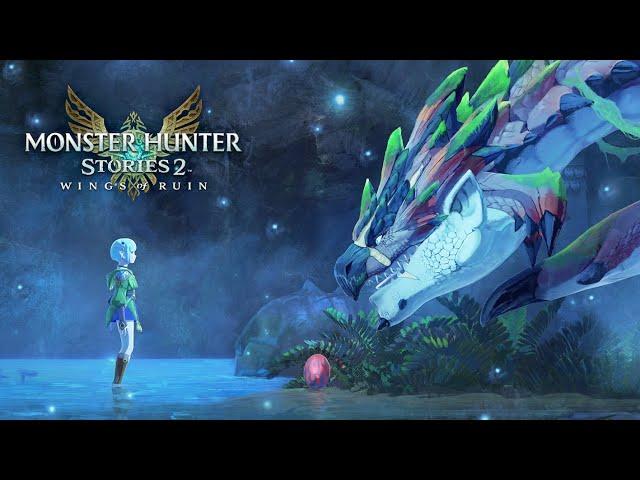 Monster Hunter Stories 2 - Trailer #1 [Direct Feed]