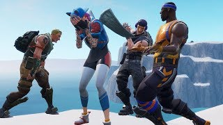 a group of 12 year olds bullied me on fortnite