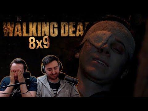 The Walking Dead Season 8 Episode 9 REACTION