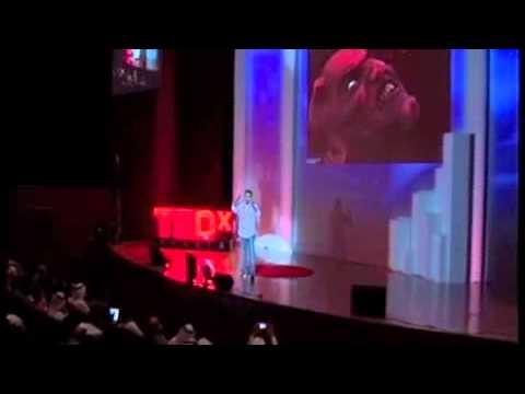 TEDxArabia 2011 Ibrahim Abbas - ABALEESO إبراهيم عباس | أباليسو